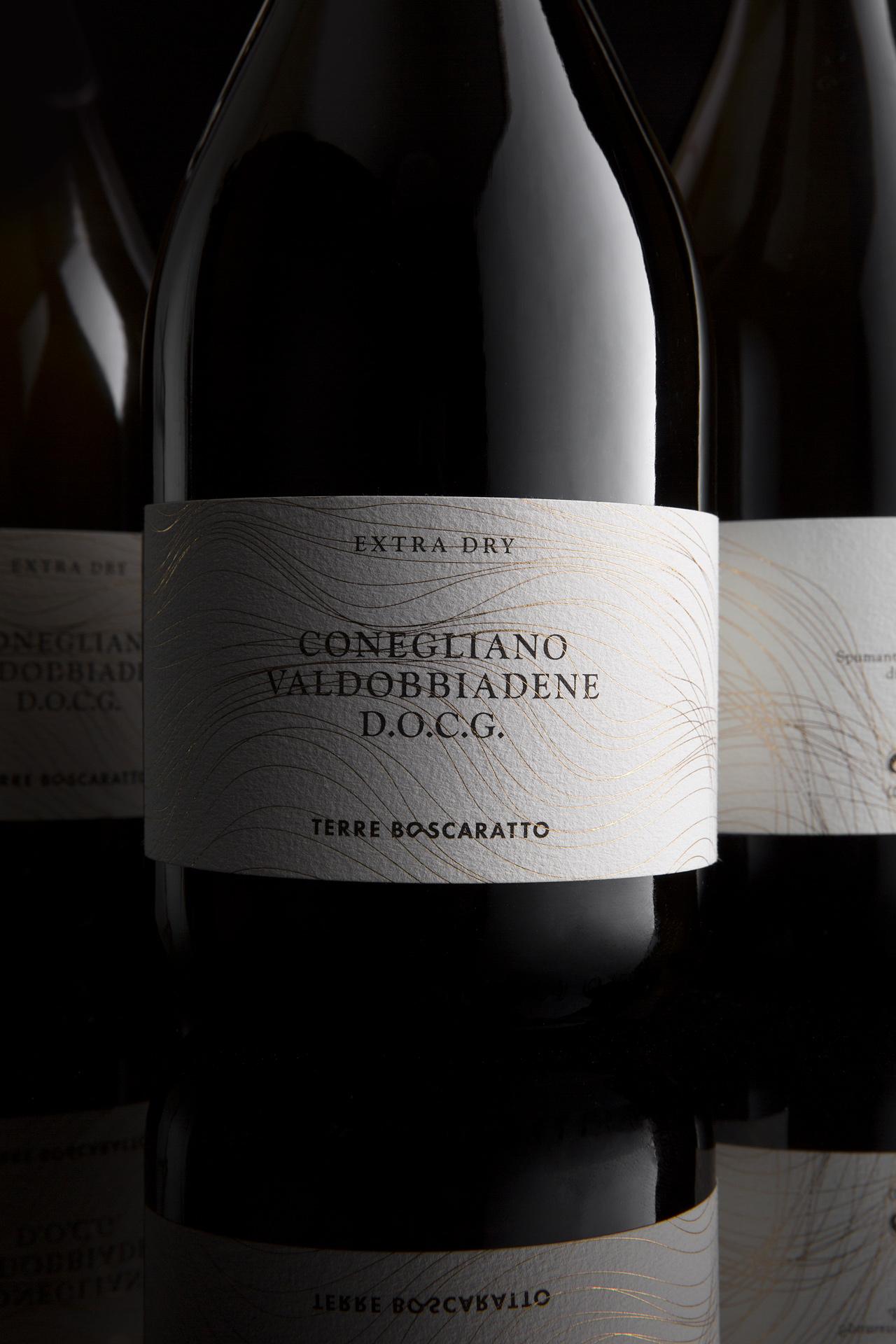 Terre Boscaratto Extra Dry